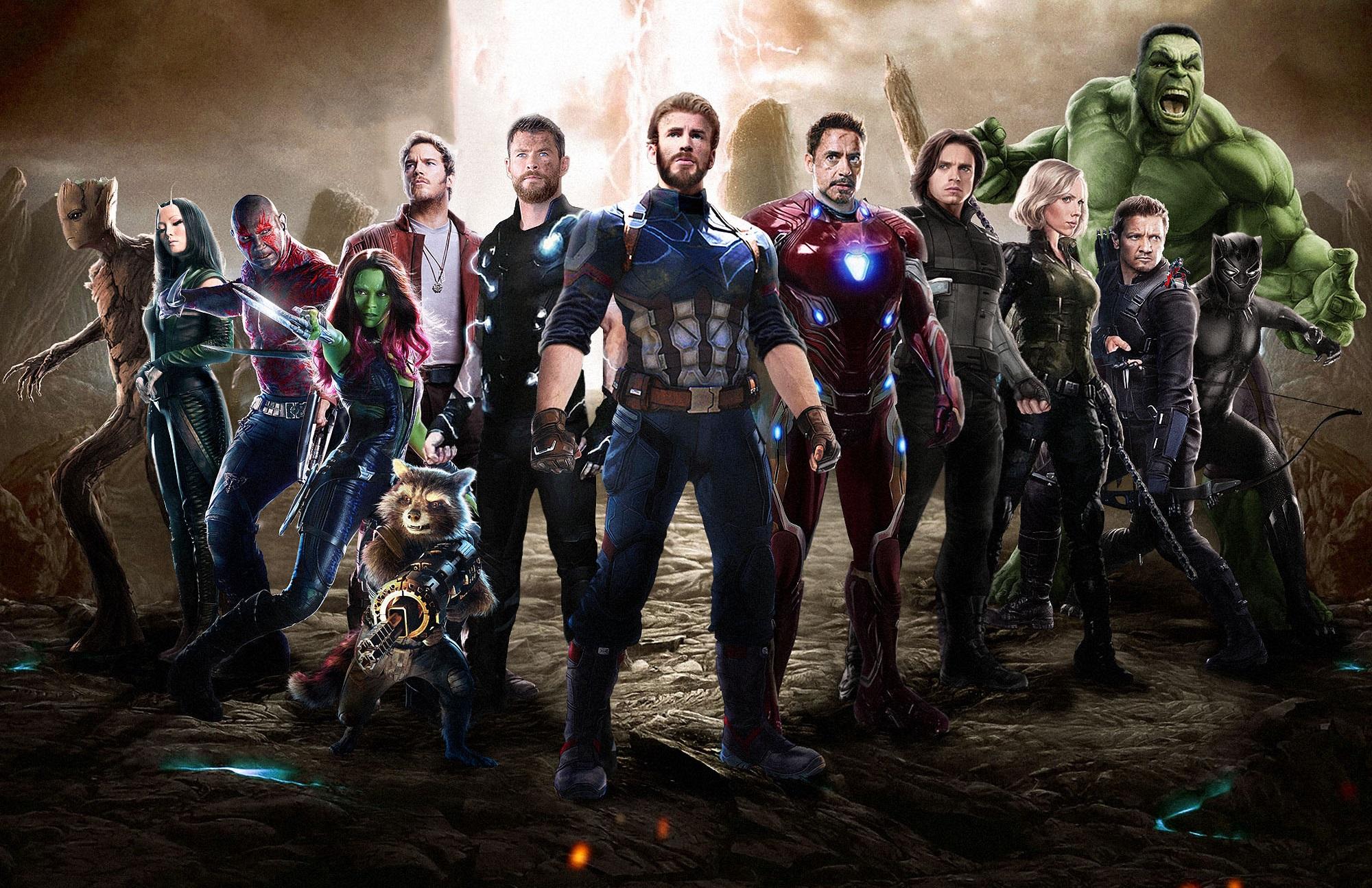 Avengers Infinity War wallpaper 8