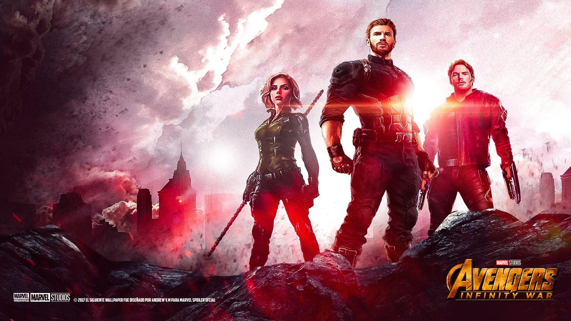 Avengers Infinity War wallpaper 9