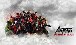 Avengers Infinity War wallpaper 11