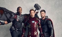 Avengers Infinity War wallpaper 6