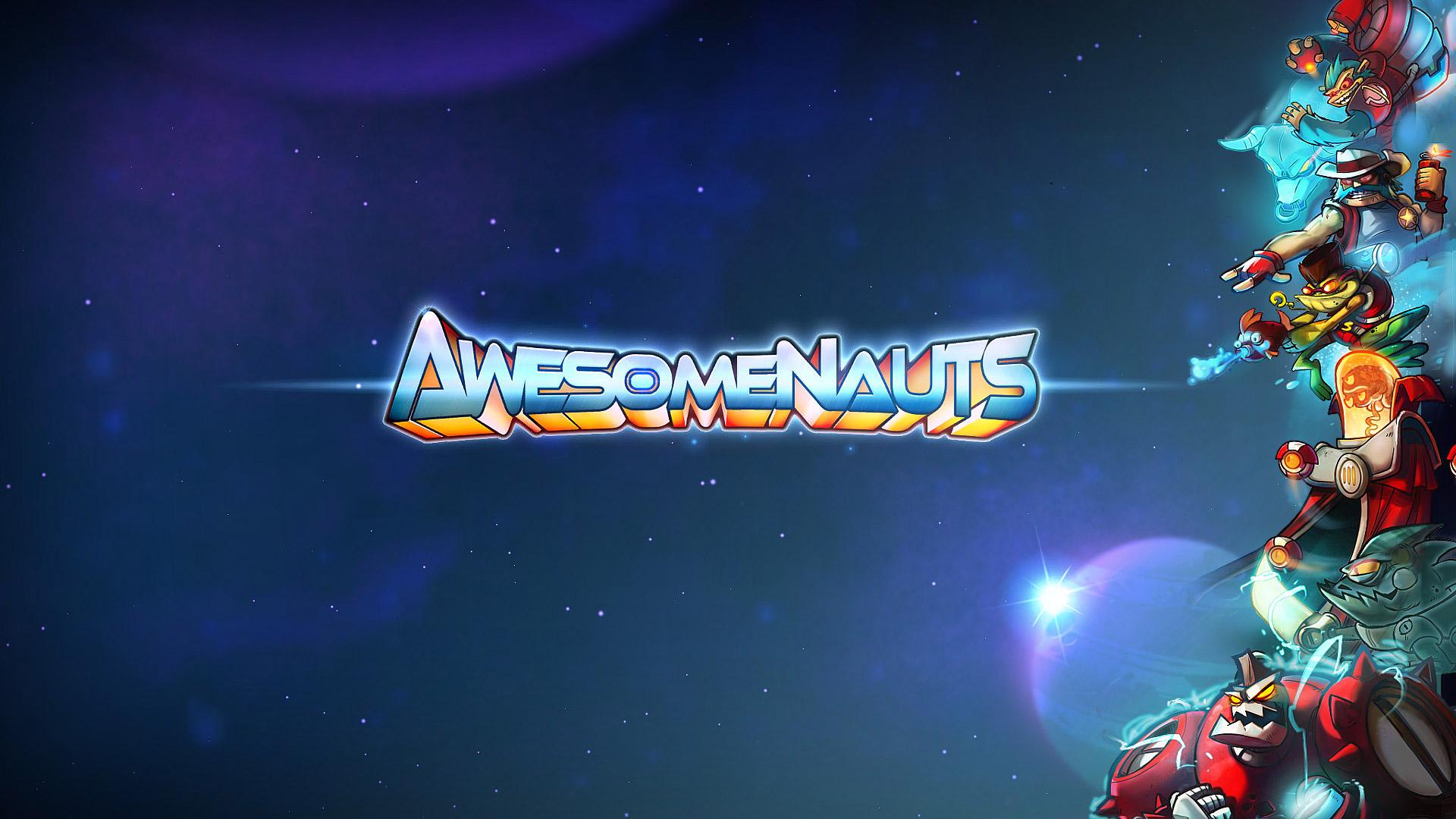 Awesomenauts wallpaper 2