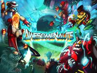 Awesomenauts wallpaper 3