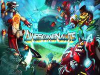 Awesomenauts wallpaper 3