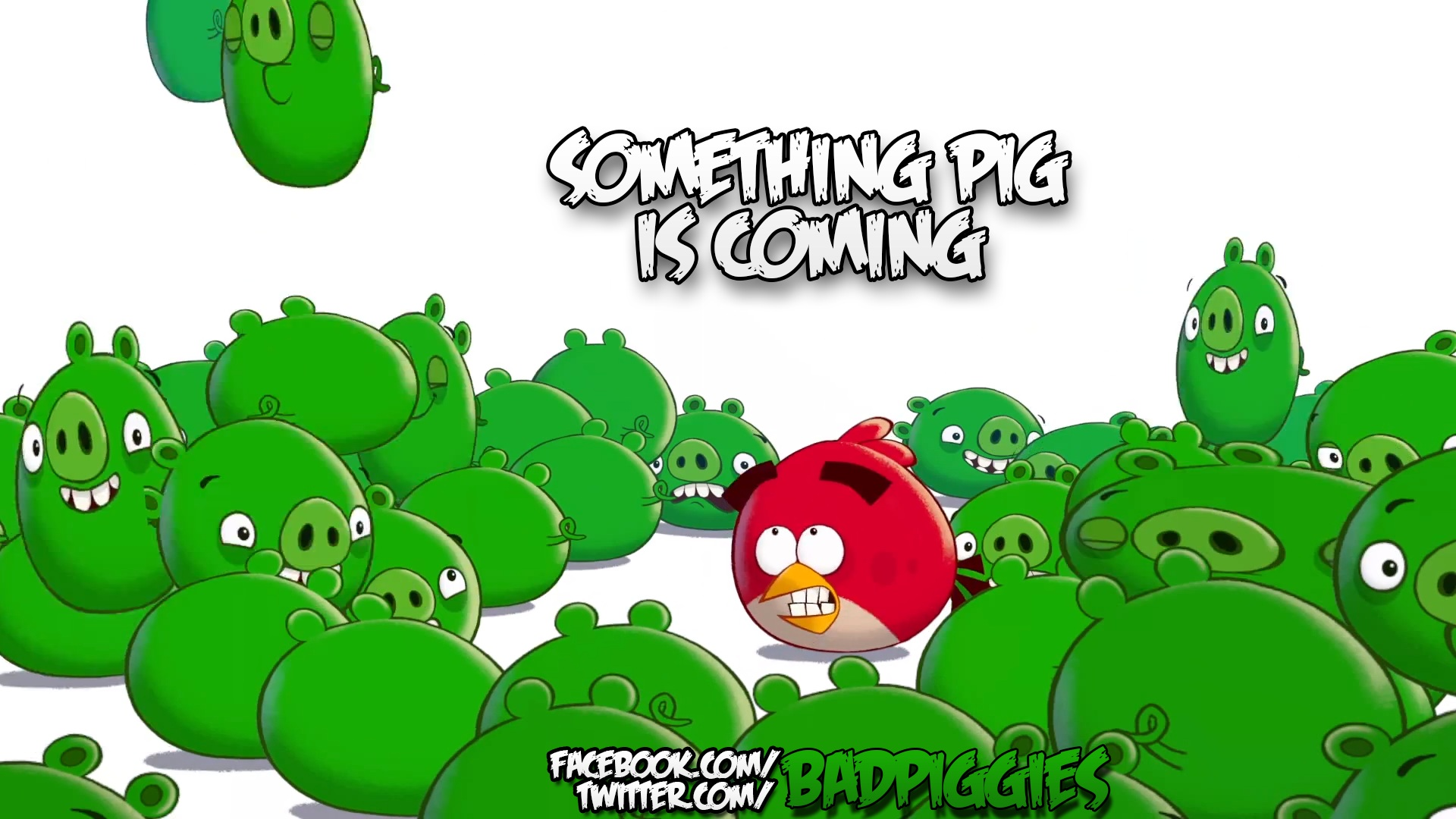 Bad Piggies wallpaper 3