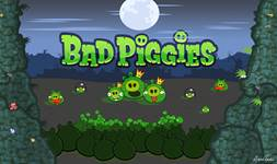 Bad Piggies wallpaper 1
