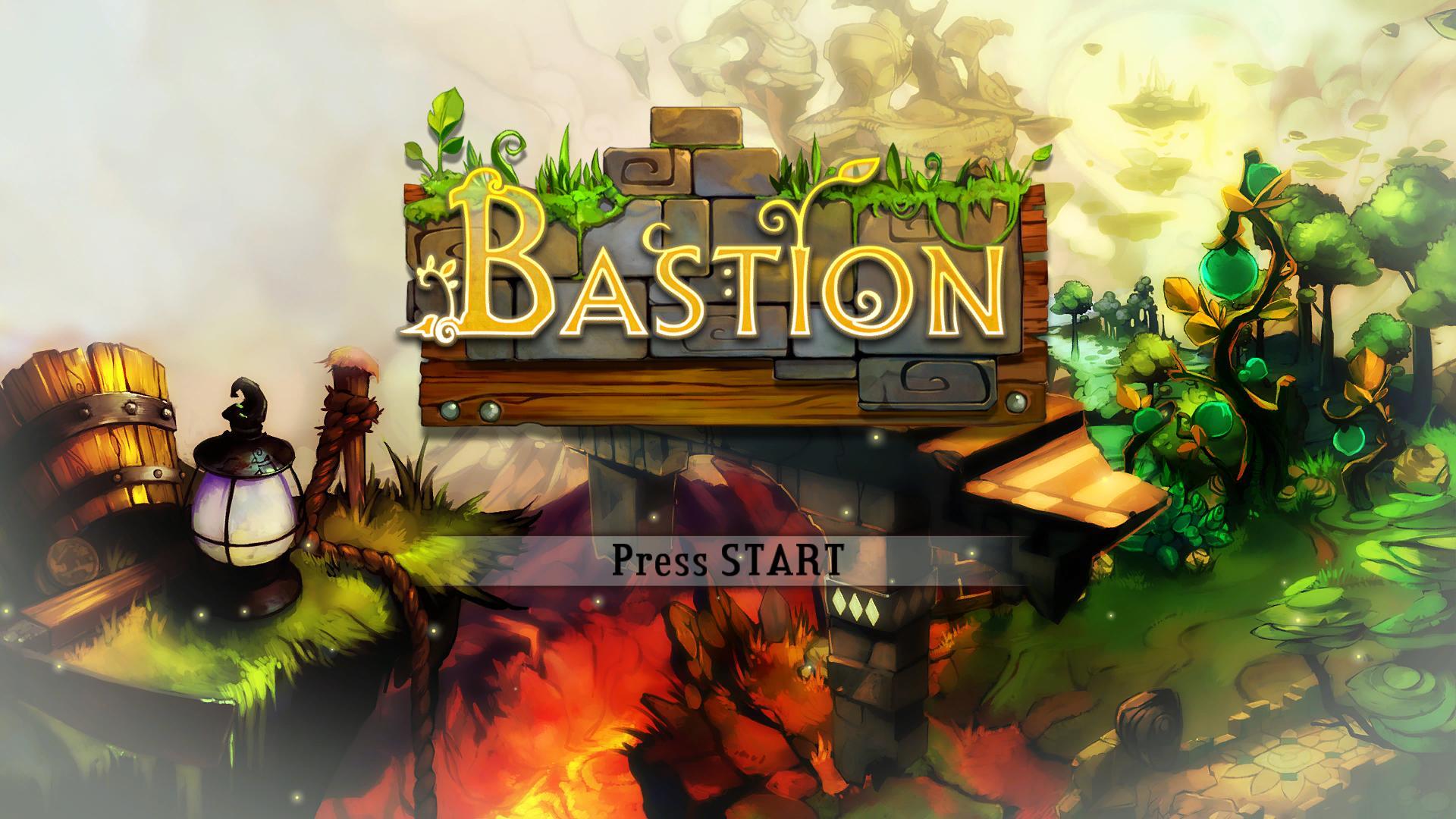 Bastion wallpaper 8