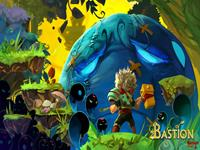 Bastion wallpaper 1