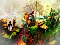 Bastion wallpaper 2