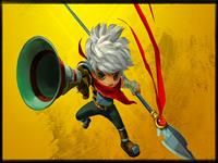 Bastion wallpaper 3