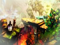 Bastion wallpaper 4