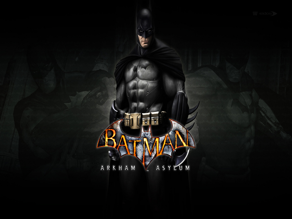 Batman Arkham Asylum wallpaper 10