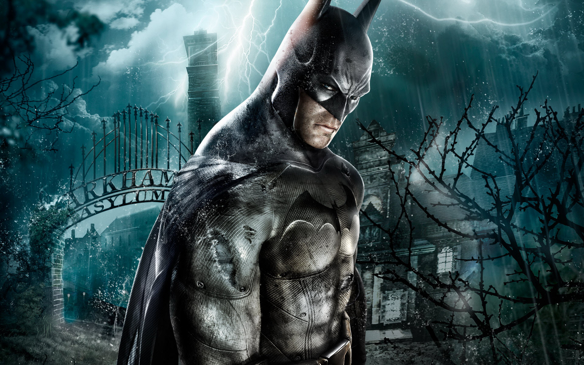Batman Arkham Asylum wallpaper 4