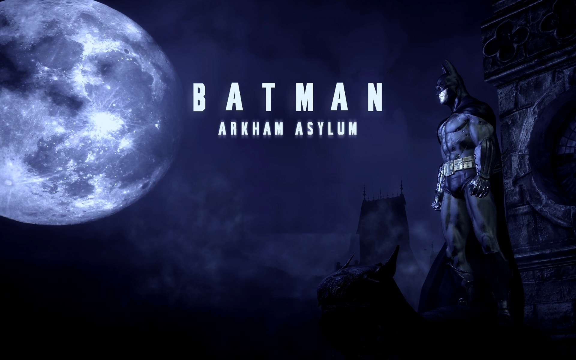 Batman Arkham Asylum Wallpaper: Batman Arkham Asylum Wallpaper 5