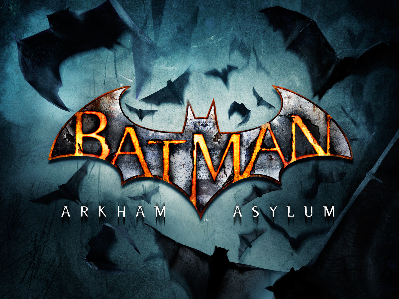 Batman Arkham Asylum wallpaper 9