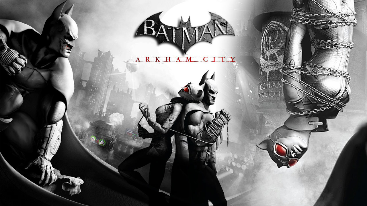 Batman Arkham City wallpaper 3