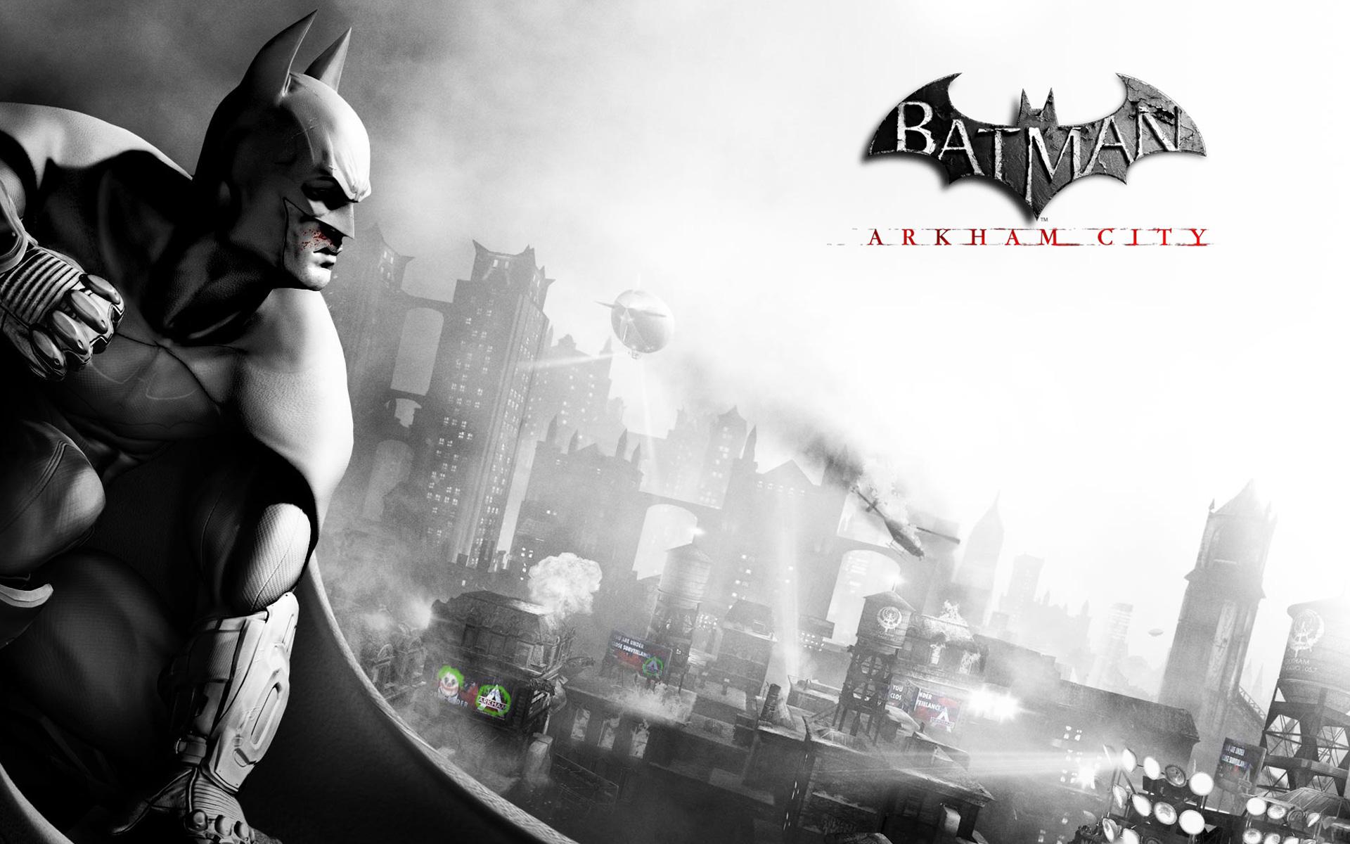 Batman Arkham City wallpaper 4