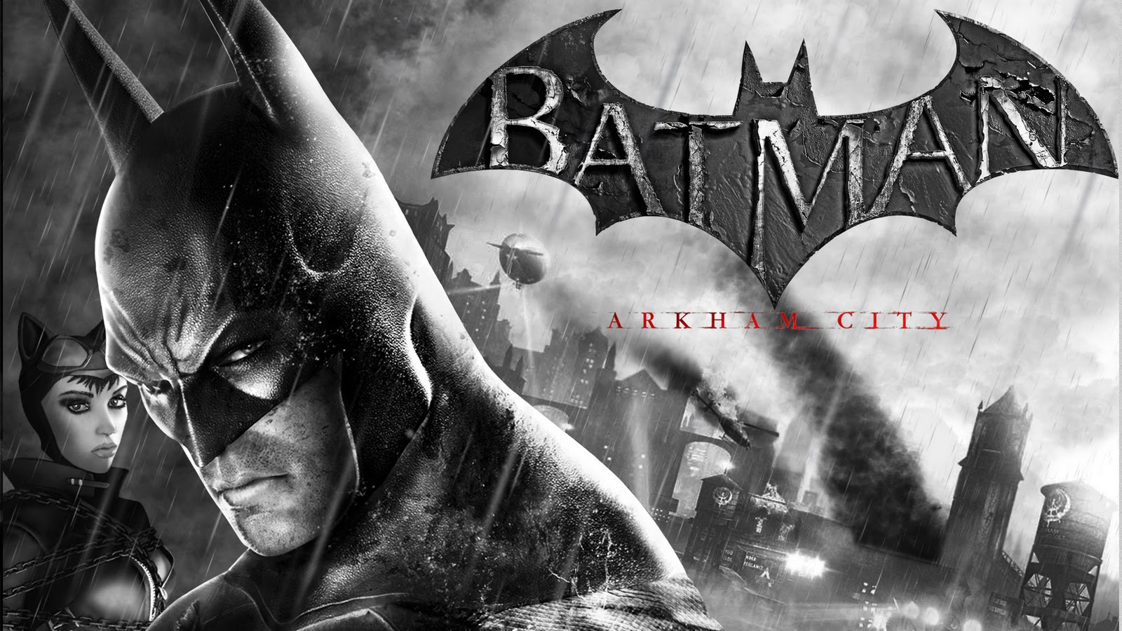 Batman Arkham City wallpaper 6