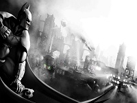 Batman Arkham City wallpaper 1