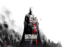 Batman Arkham City wallpaper 2