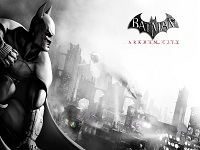 Batman Arkham City wallpaper 4