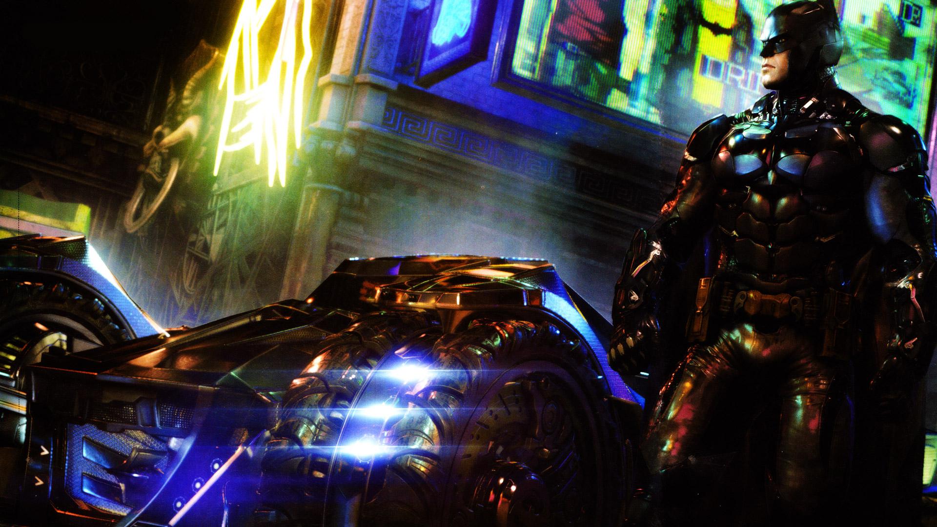Batman Arkham Knight wallpaper 2