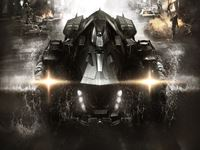 Batman Arkham Knight wallpaper 9