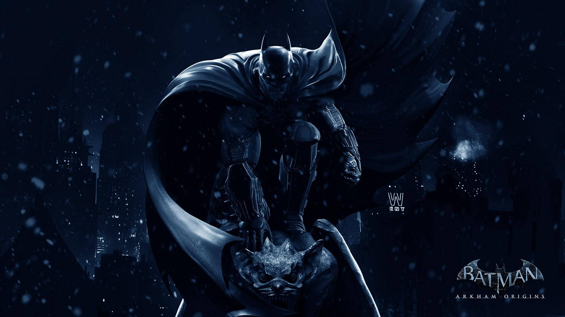 Batman Arkham Origins wallpaper 15