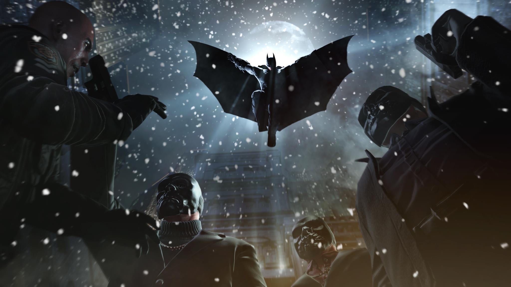 Batman Arkham Origins wallpaper 2