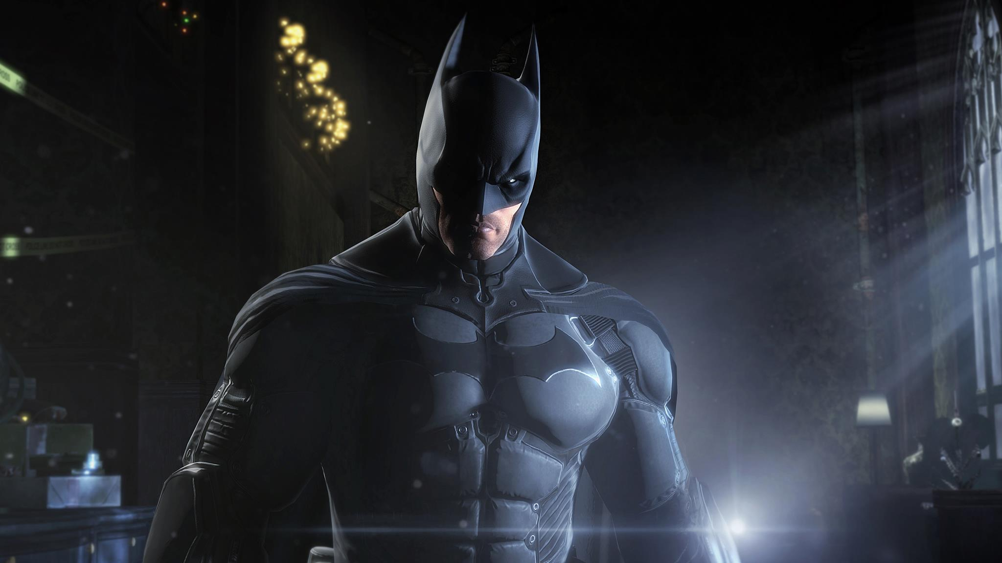 Batman Arkham Origins wallpaper 4