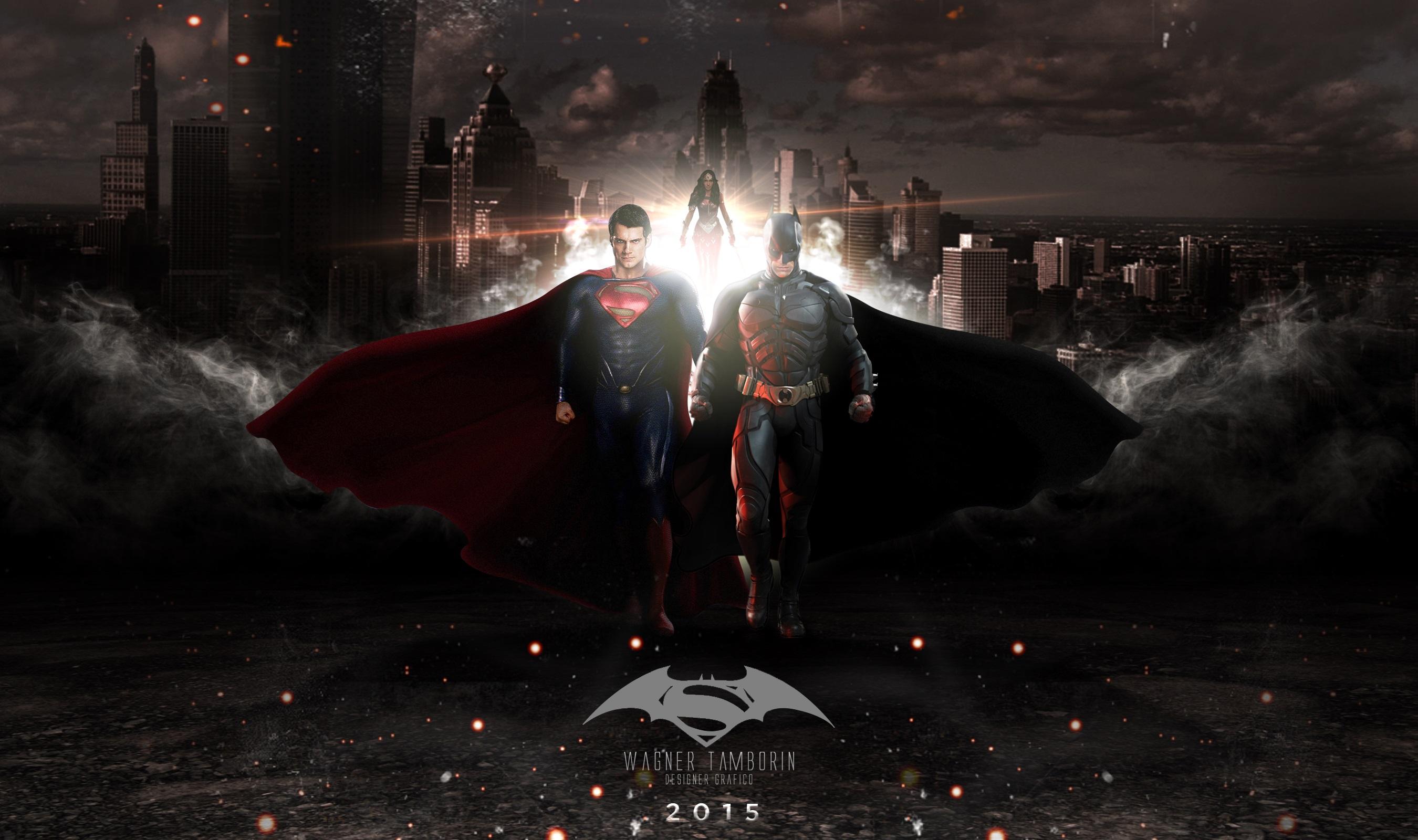 Batman v Superman Dawn of Justice wallpaper 1