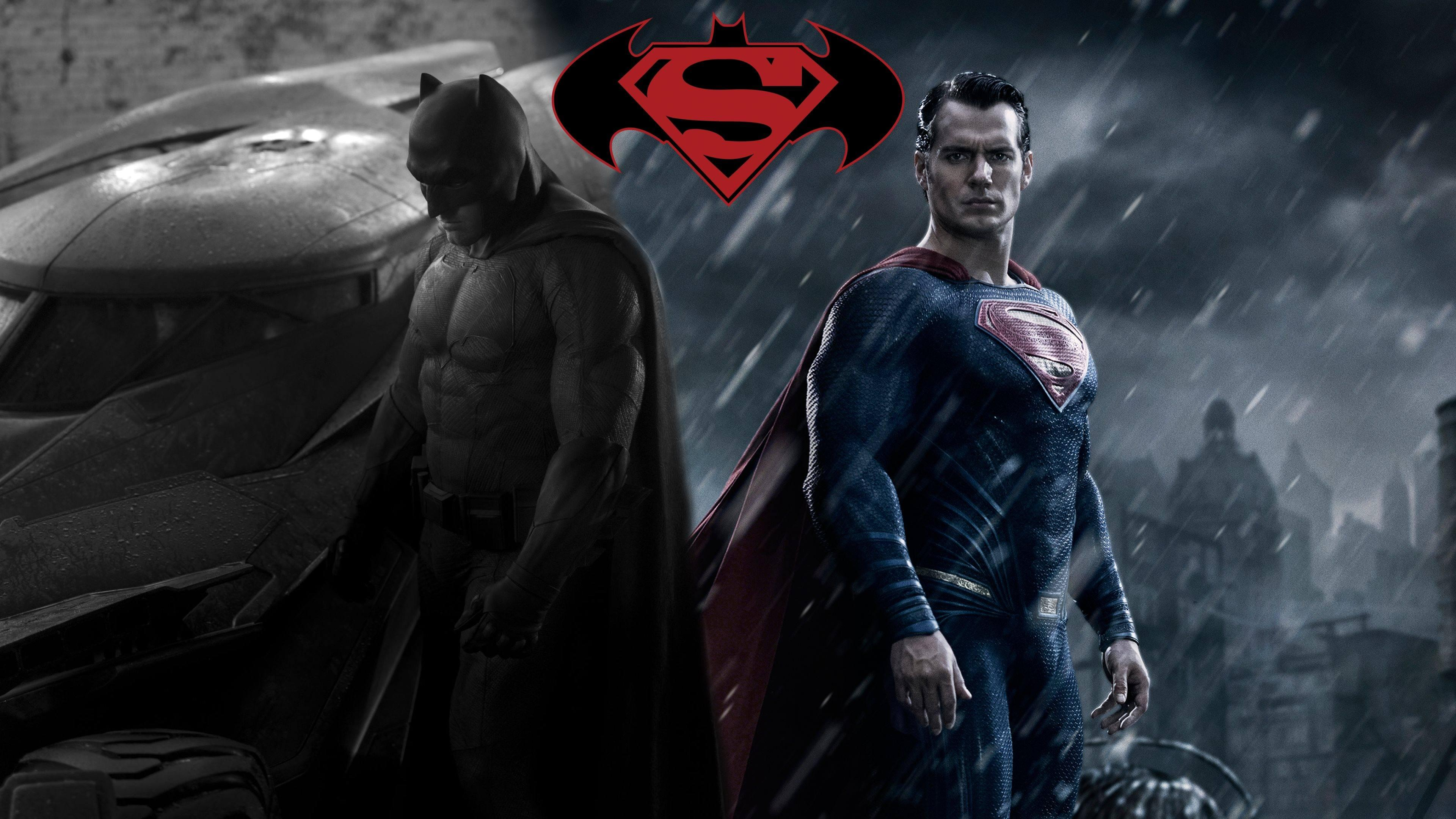 Batman V Superman Dawn Of Justice Wallpaper 5 Wallpapersbq