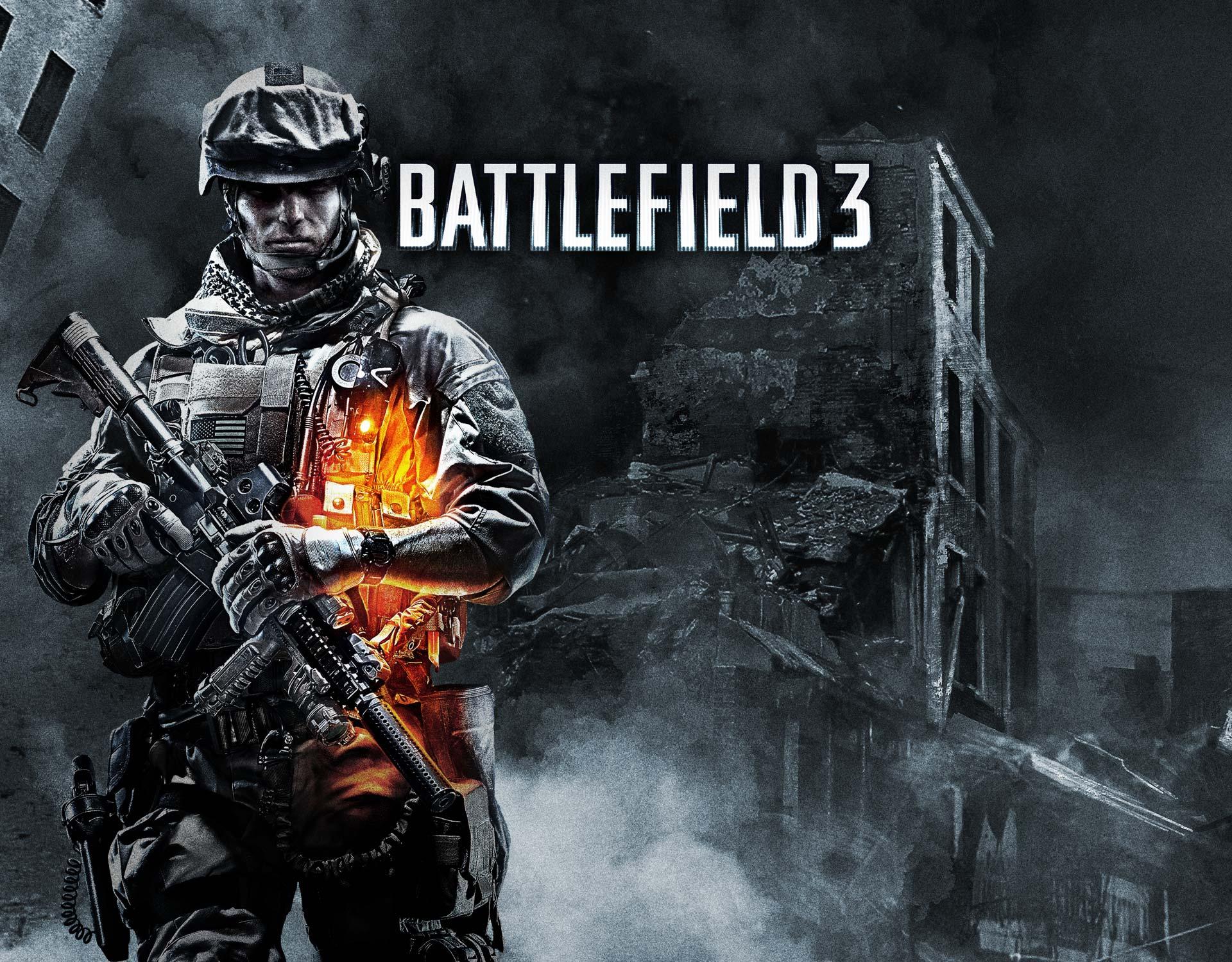 Battlefield 3 wallpaper 1