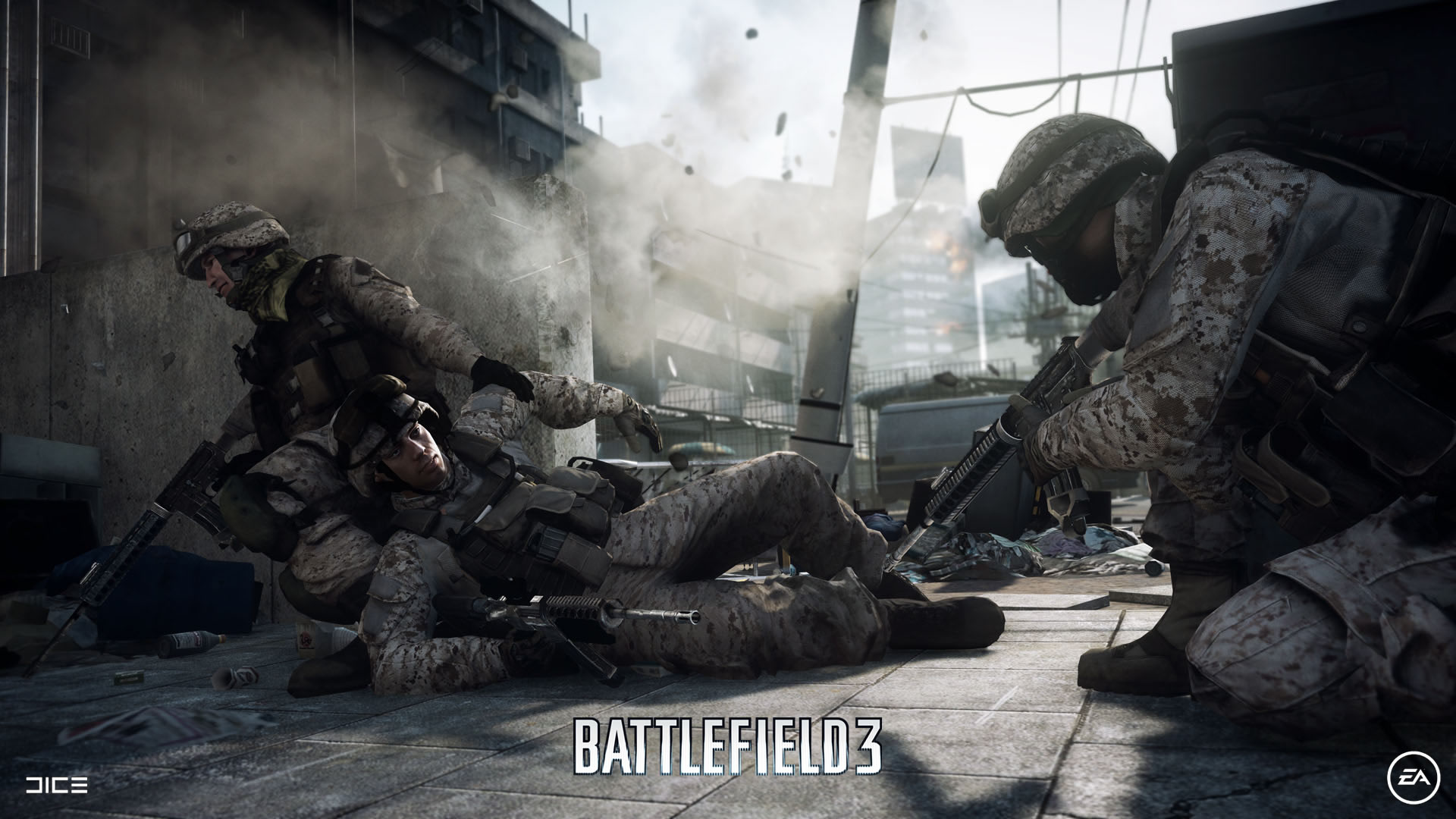 Battlefield 3 wallpaper 2