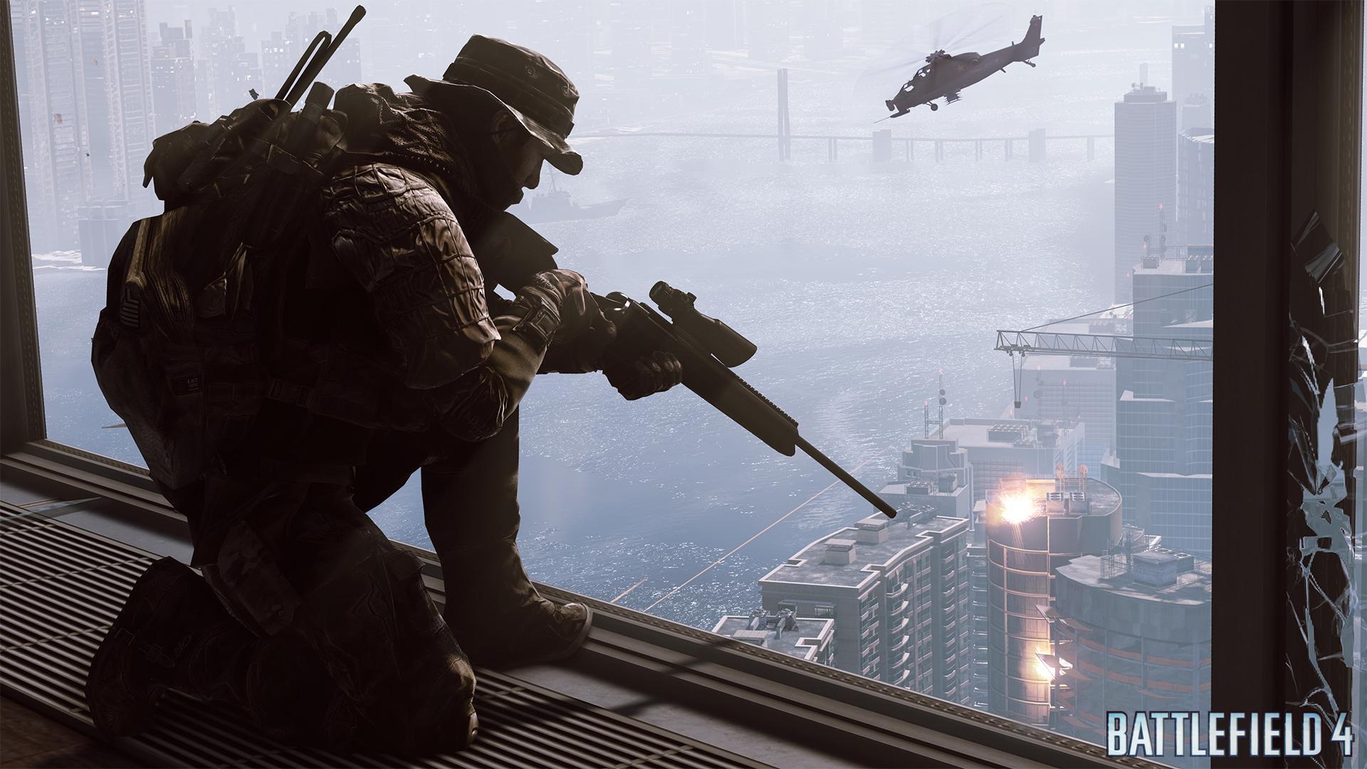 Battlefield 4 wallpaper 11