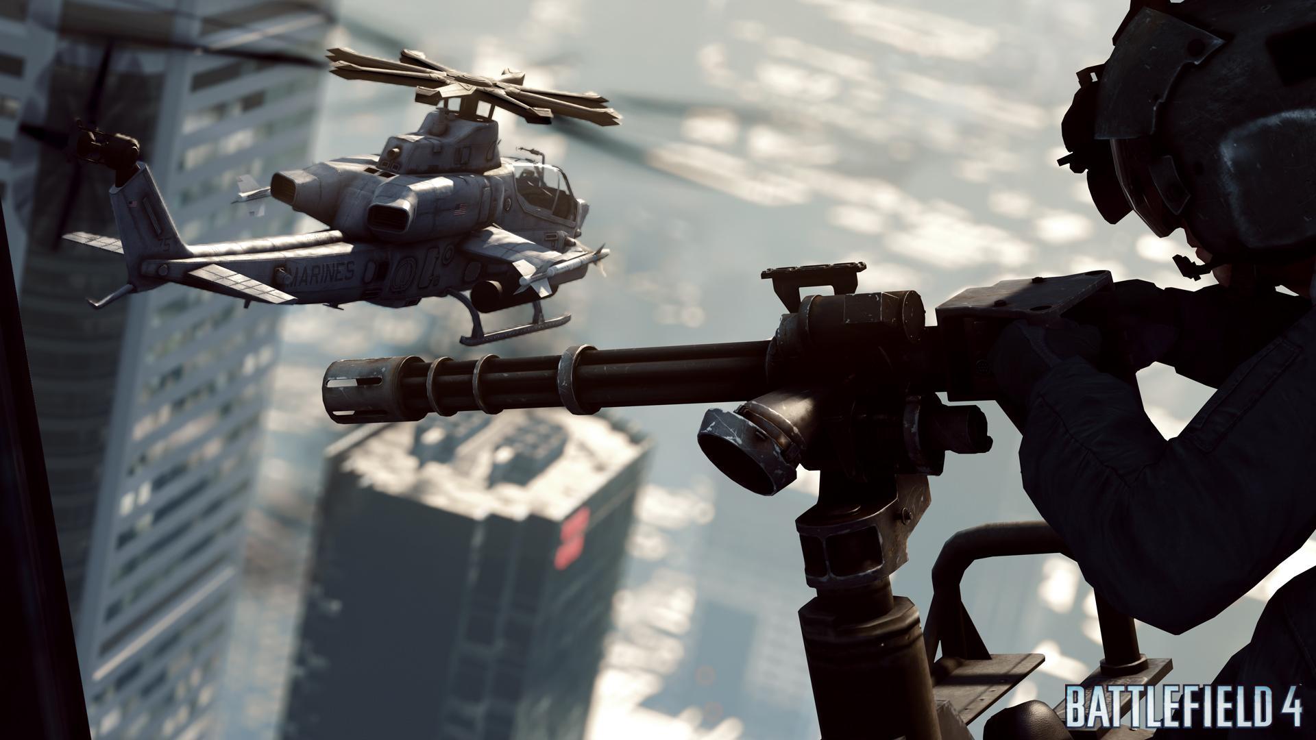 Battlefield 4 wallpaper 12