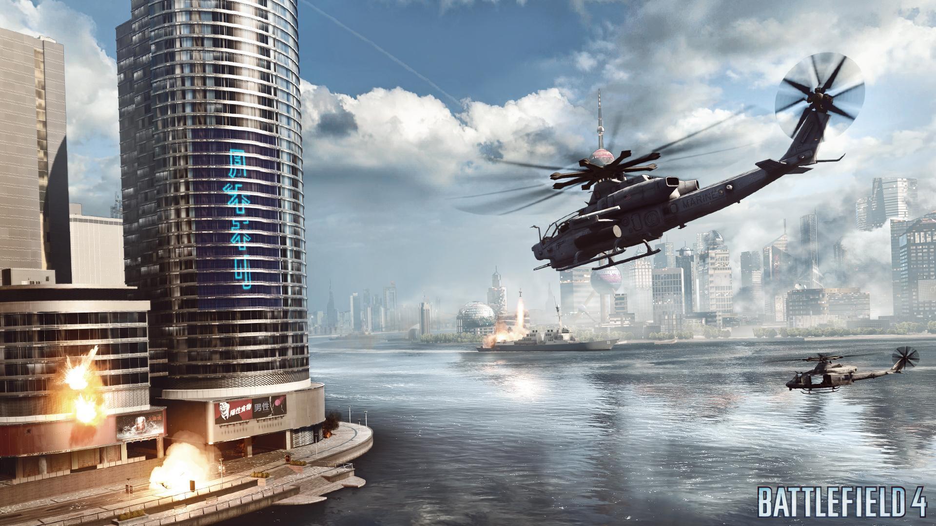 Battlefield 4 wallpaper 15