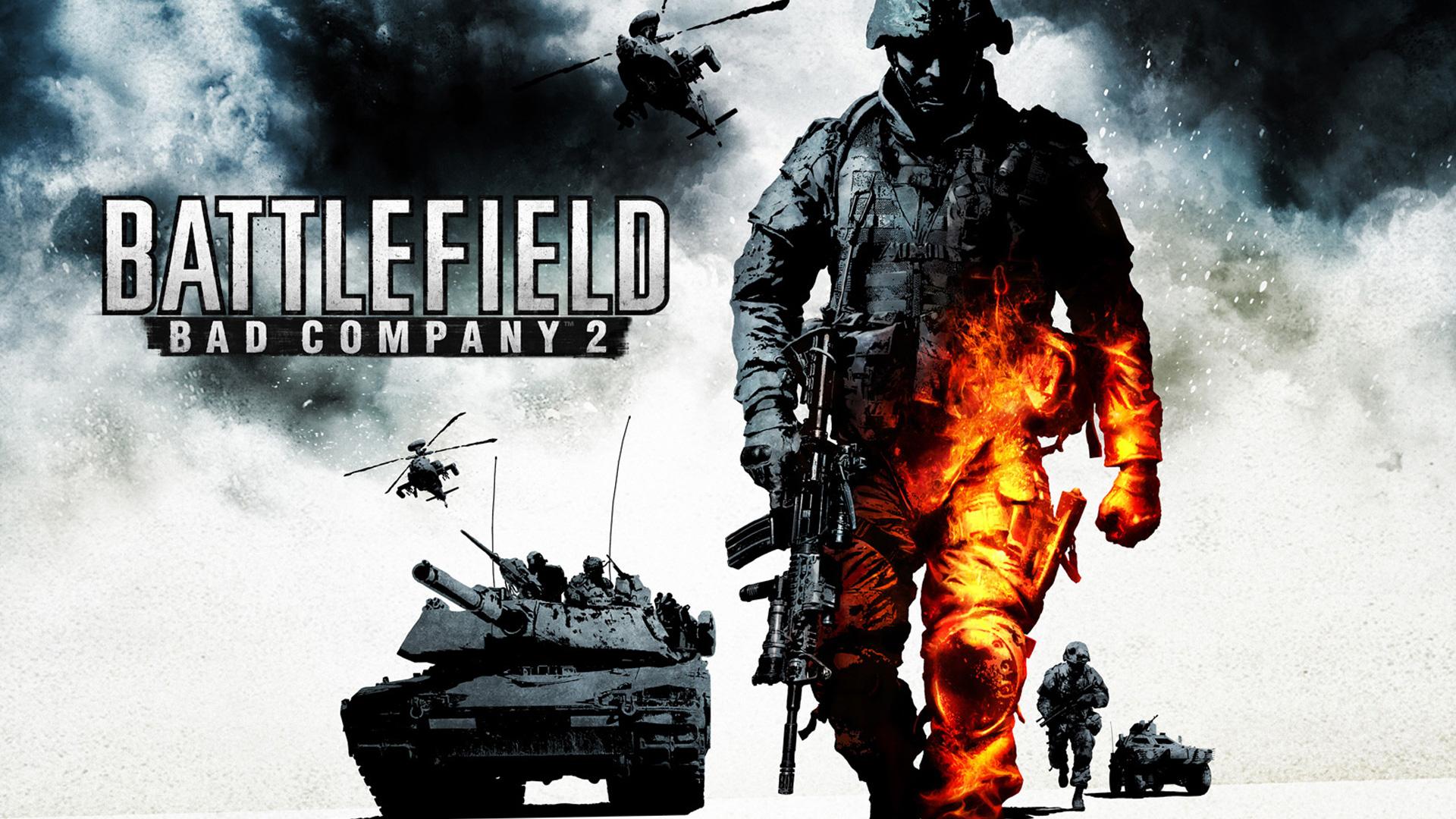 Battlefield Bad Company 2 wallpaper 2