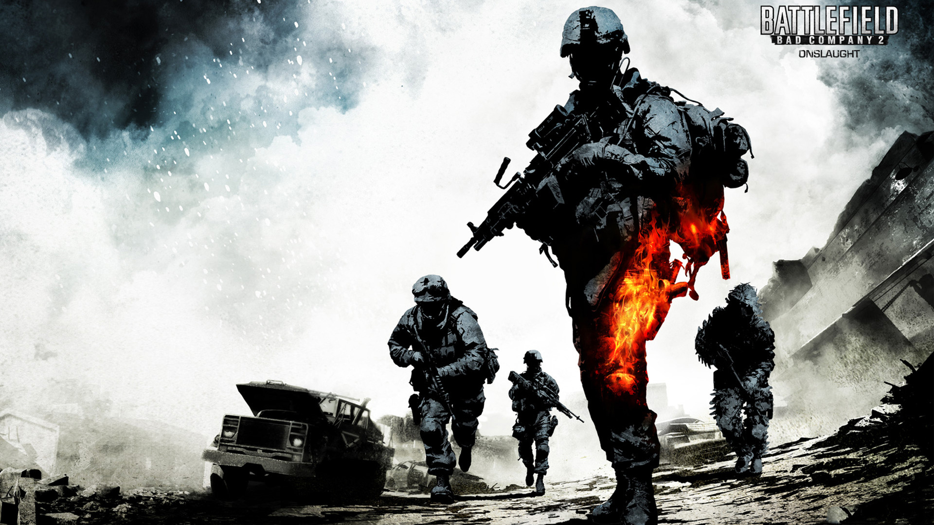 Battlefield Bad Company 2 wallpaper 3