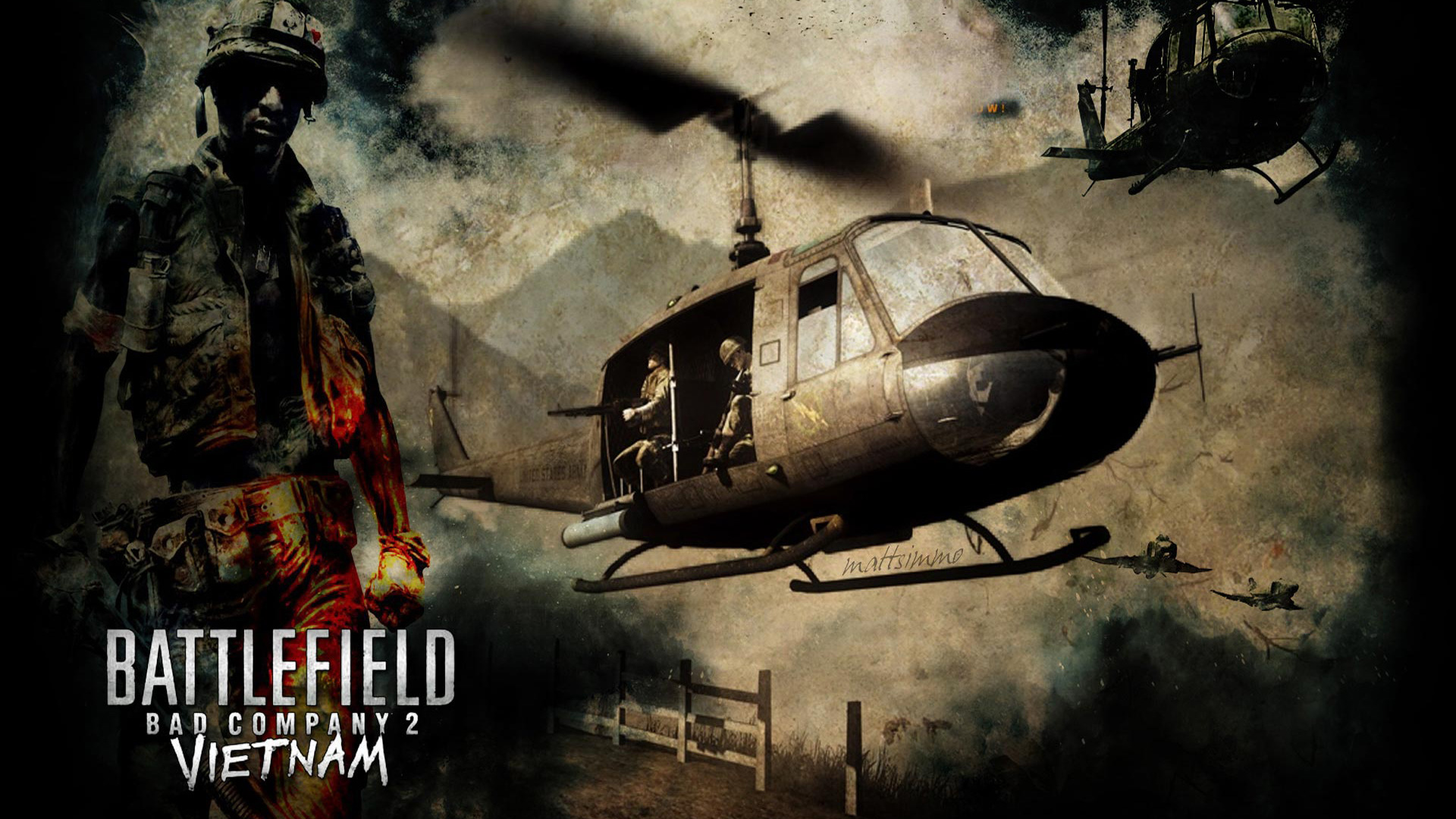 Battlefield Bad Company 2 wallpaper 6