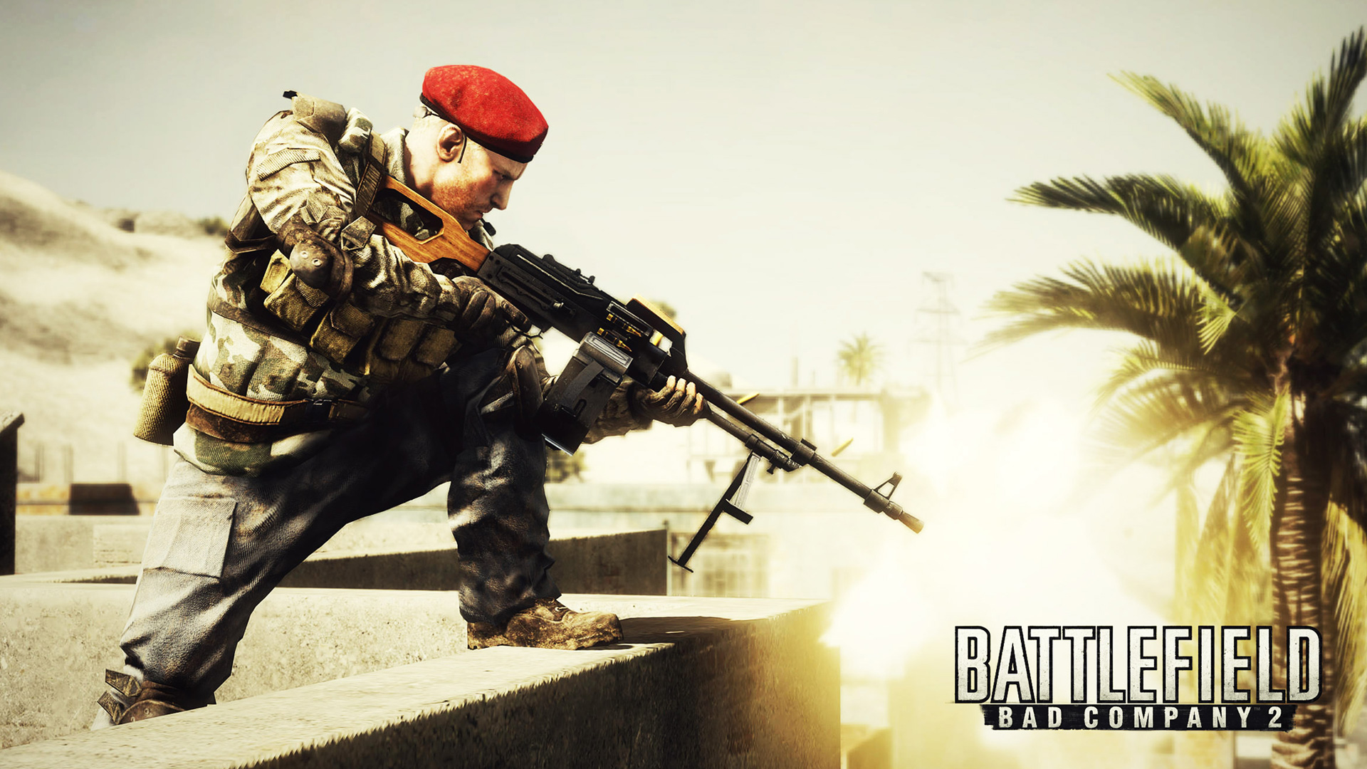 Battlefield Bad Company 2 Wallpaper 7 Wallpapersbq