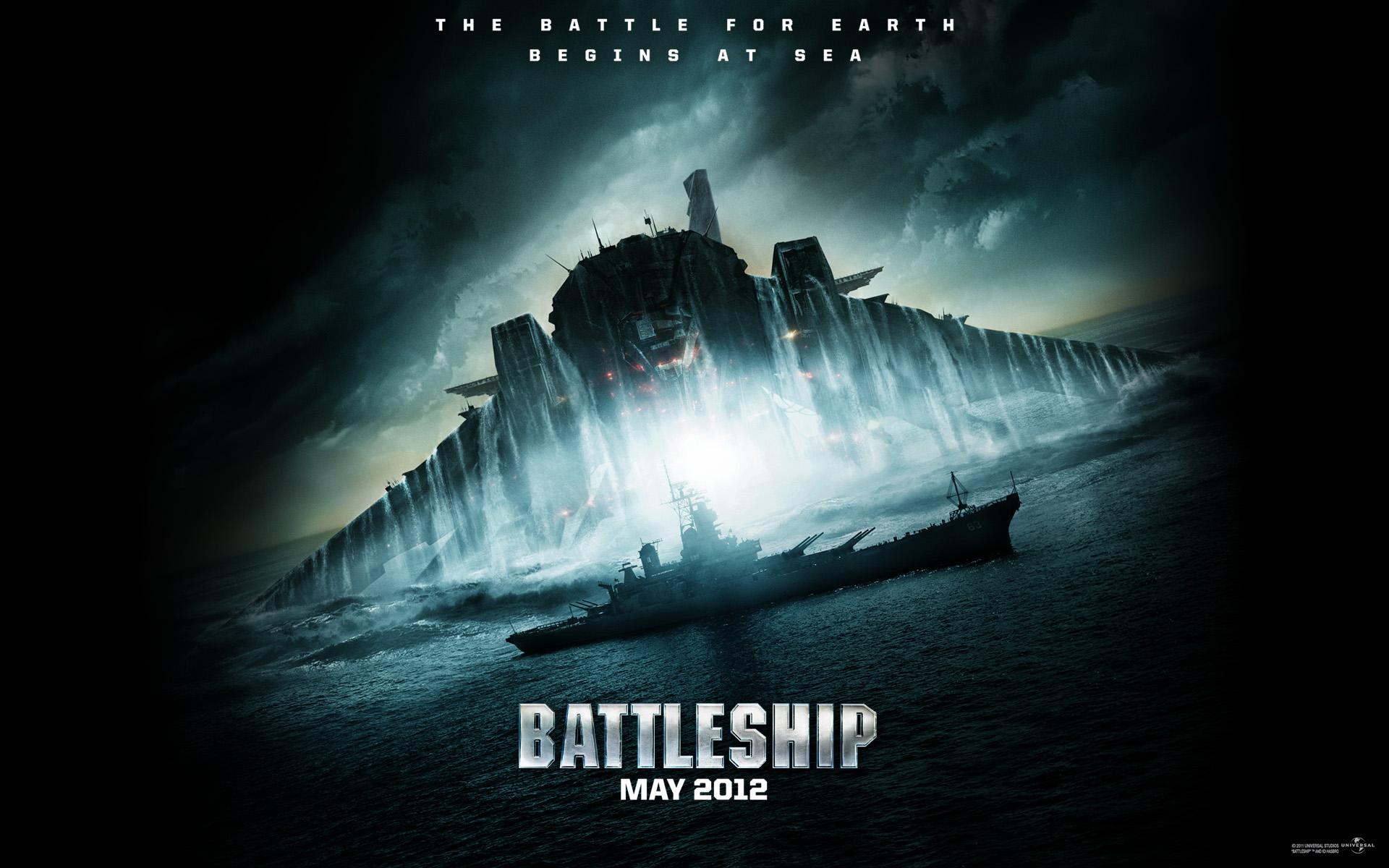 Battleship wallpaper 1