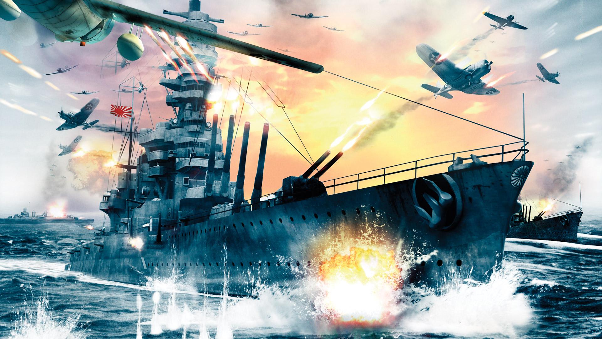 Battlestations Midway wallpaper 1