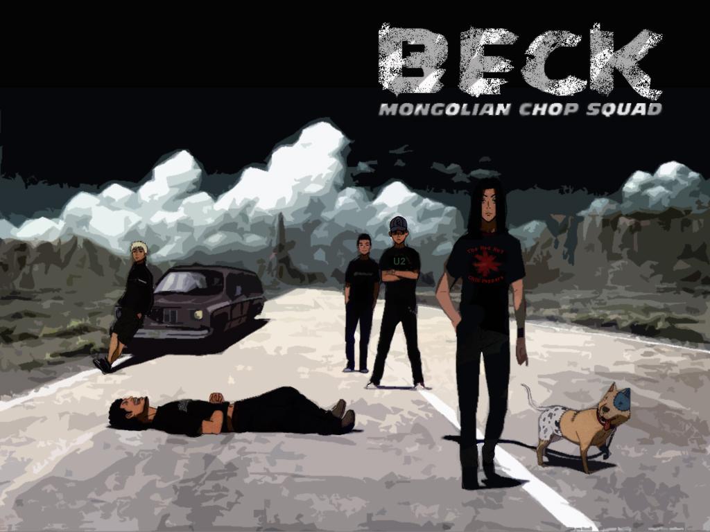 Beck wallpaper 6