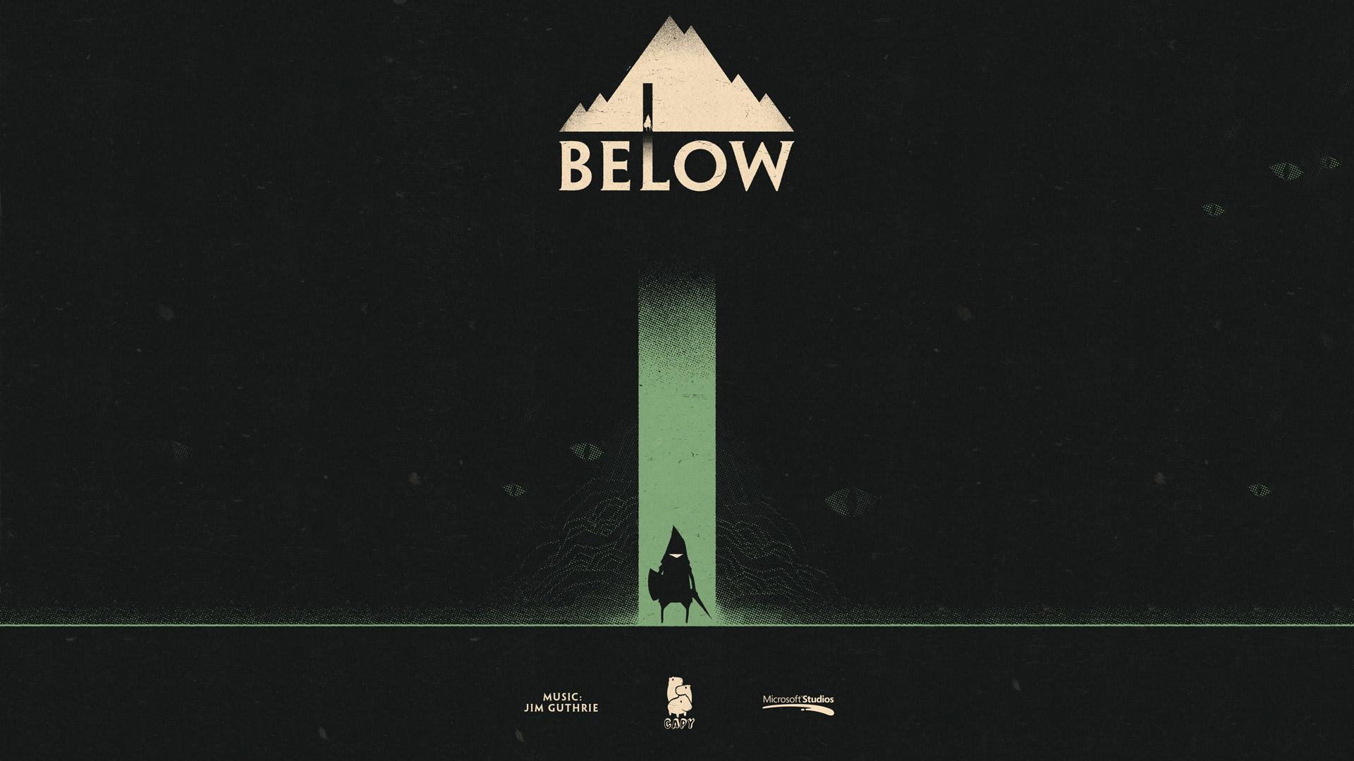 Below wallpaper 1