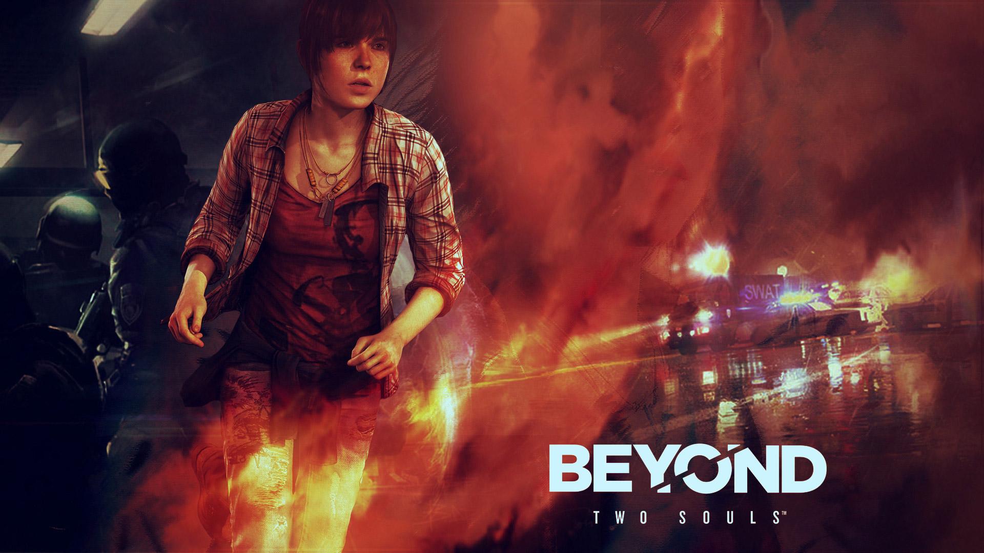 Beyond Two Souls wallpaper 2