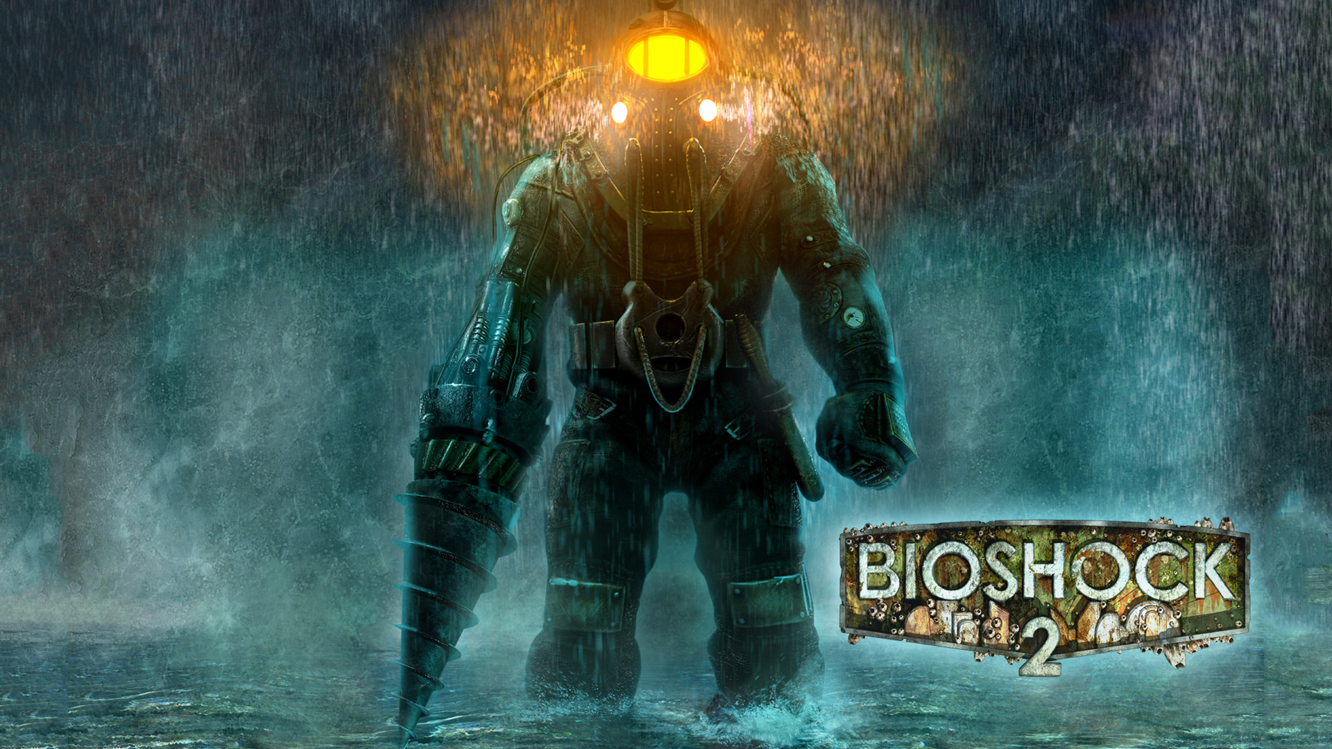 Bioshock 2 wallpaper 10