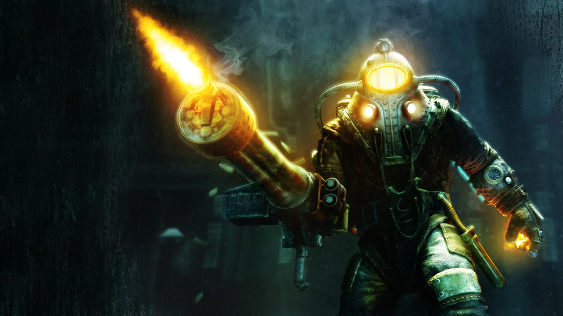Bioshock 2 wallpaper 3