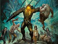 Bioshock 2 wallpaper 9