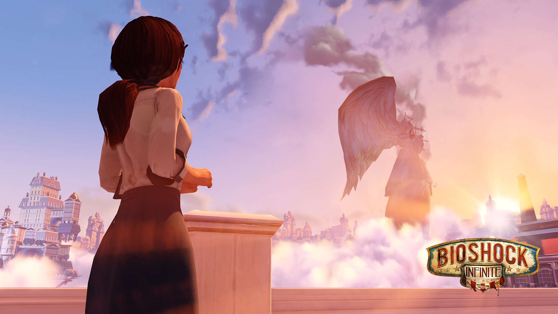 Bioshock Infinite Wallpaper 11