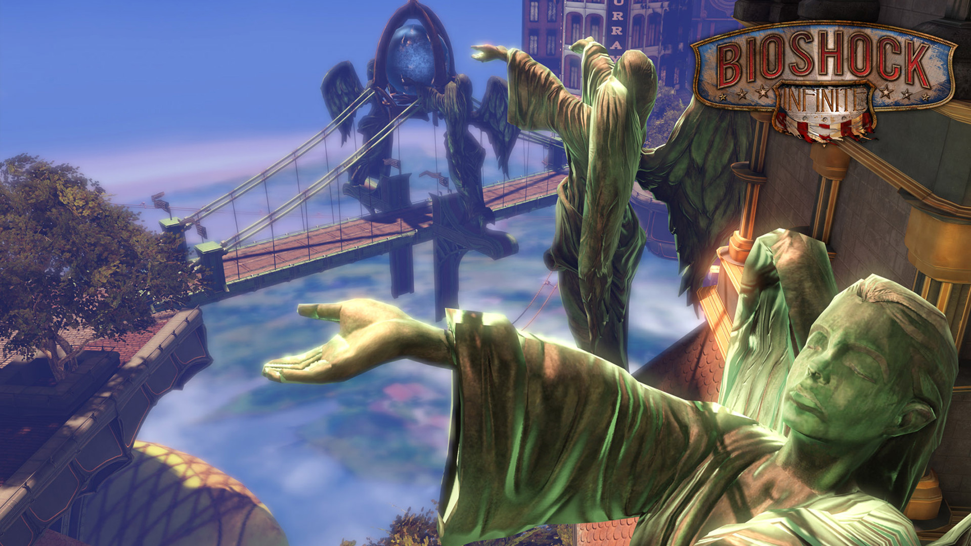 Bioshock Infinite wallpaper 14